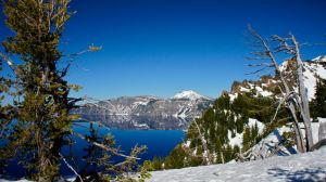 Crater Lake NP by makobsan