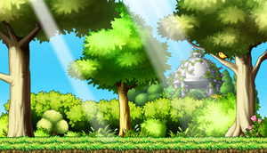 random bg by LilMissLemon