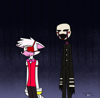 Mangle And Marionette by DrJoshfox