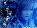 Final Fantasy XIII by areemus