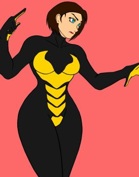 Wasp by Dxeux