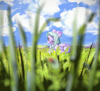 Flitter (animated depth of field) by mirroredsea