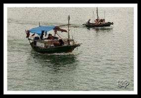 Ha Long Bay - Vietnam - Series: No 12 by SnapperRod