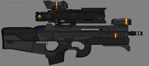 FN FC2020RES (Rear Ejection System) by ZiWeS