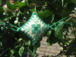 Ornament of the Month - May,  Garland finish by Magical525