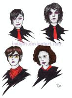 my chemical romance by indig0s