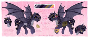 [$20 / 2000p - closed] Sitara by reyac