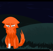 Squirrelflight by Kiichiii