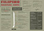 Filipino Martial Arts by dreamsanguine