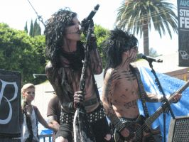 Black Veil Brides 18 by iancinerate