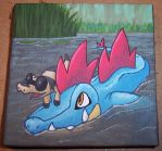 See you later Feraligatr by Zenity