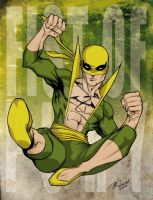 Iron Fist of Fury by mdavidct