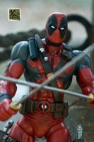 Marvel Select Deadpool by Crystal-Abyss