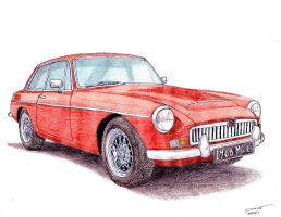 1131 - 06-03 - 1968 MG C by TwistedMethodDan