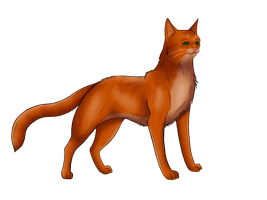 Firestar by Suomen-Ukonilma