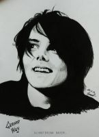 Gerard Way. Sunshine^^ by KaterinaBayer