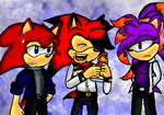 Another Contest Entry by SonicXFan