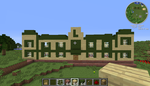 Luigi's Mansion Rank A Mansion in Minecraft by KirbyArt03