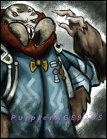 Admiral Trench by PurpleRAGE9205