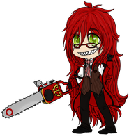 A Butler to Die for by DementedDAWG