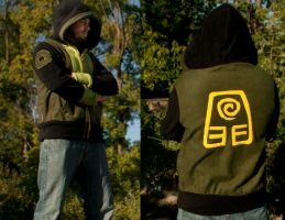Earth Nation Hoodie / Sweatshirt by Lisa-Lou-Who