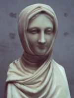 Bust Statue 4 by Humble-Novice