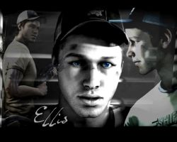 Ellis wallpaper by vyvyan1rick