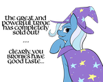 Commish- The Gr... Trixie by Acesential