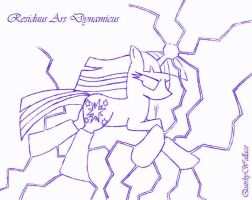 WTWE Ars Dynamicus -Residual- by QuirkyWallace