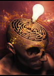 A Complex Mind by McSlither