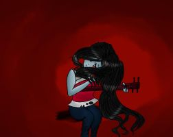 Marceline... by AmiKiraCat