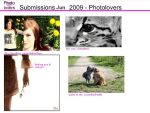 June submissions 2009 by PhotoLovers