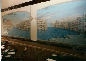 Venice mural_right-side by MuralsbyLeBold