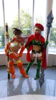 Tracon 7: Queen's Blade by DeusIX