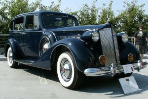 1937 Packard by finhead4ever