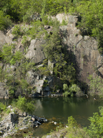 flooded quarry 8 by oosstock