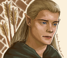 Pretty Elf Boy by Itabia