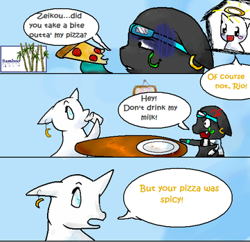 Neopets Comic by Chocolate-Pikachu