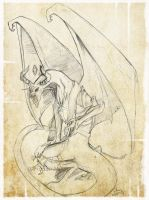 Nicol Bolas - Gift by Lumaris