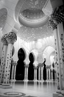sheikh zayed mosque7 by kiranQureshi