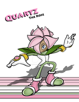 Quartz the Rose by NeoAtlantis