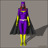 Batgirl Prototype by LordSnot
