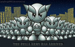 Fella Army by OnWingsOfBlue