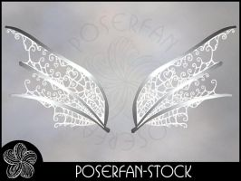 Swirl Wings by poserfan-stock