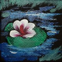 Water Lily by AsaRawr