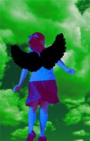 Strange Angel by AHeartCanBurn