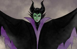 Sleeping Beauty: Maleficent by Santini