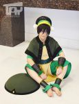 Toph resting by Heavengreen