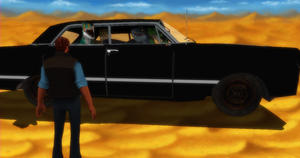 MMD Newcomer 67 Impala + DL by Valforwing