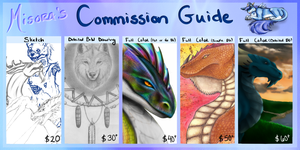2015 Commission Guide by MisoraRae
